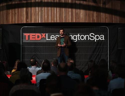 Kensa join the TEDx Debate