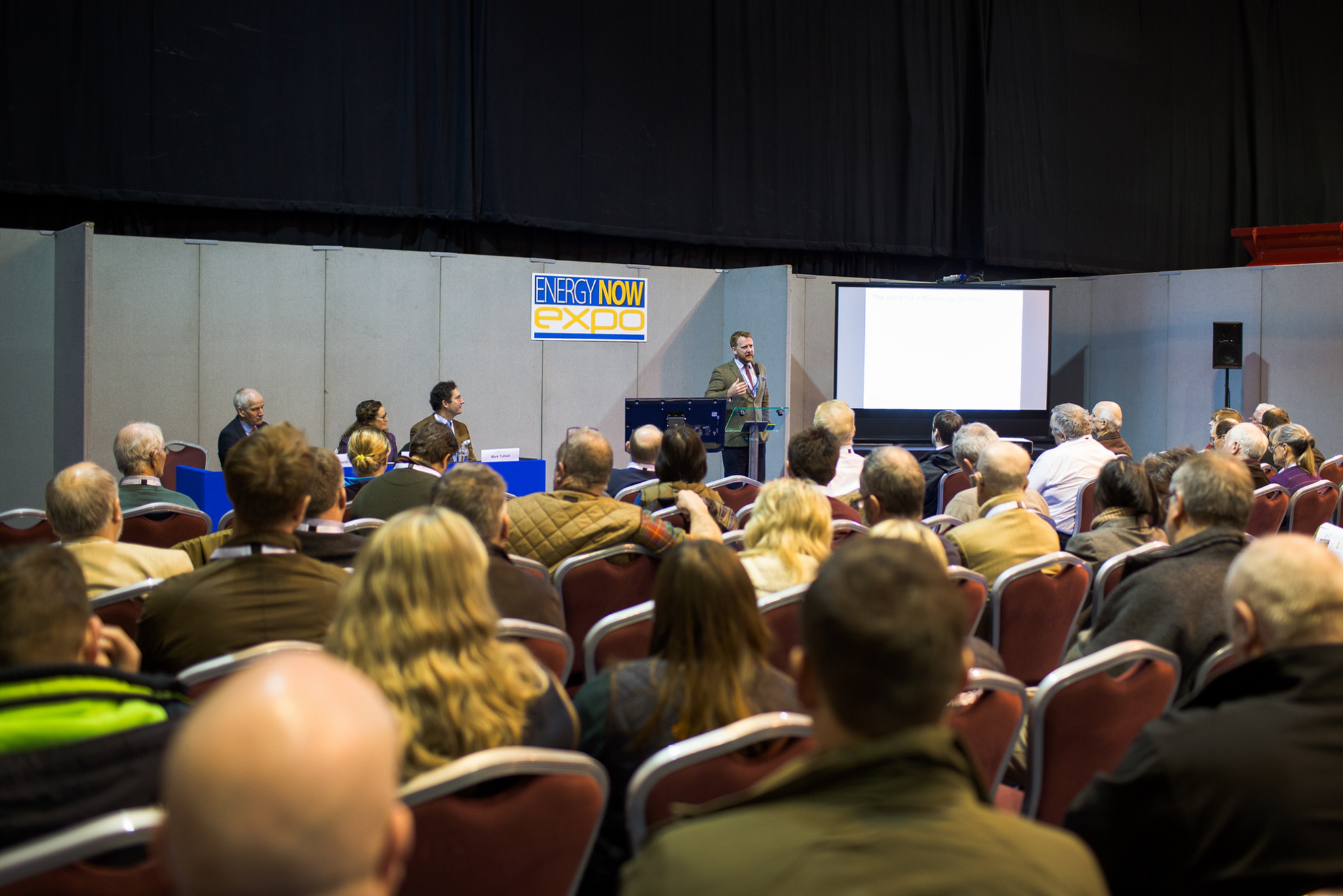Opportunities aplenty at Energy & Rural Business Show