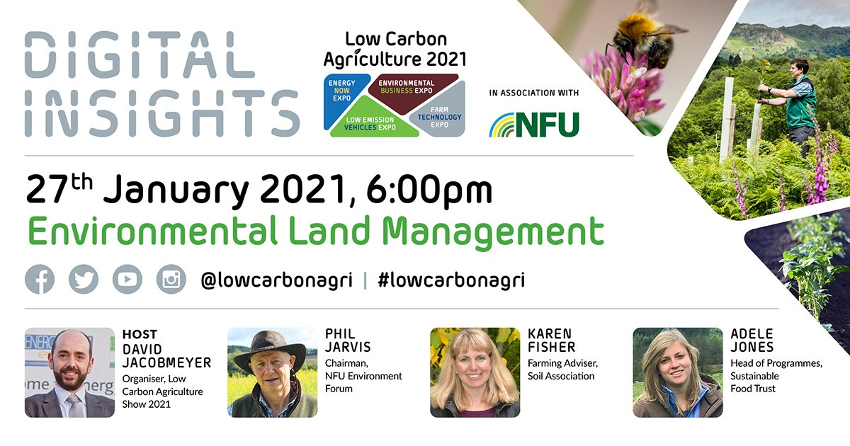 Environmental Land Management explored in January Digital Insights webinar