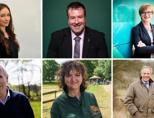 Headline speakers debate 'Reaching Net Zero in Agriculture'